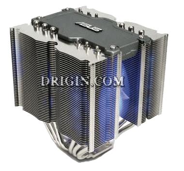 Кулер или радиатор охлаждения процессора с вентилятором