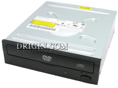 Внешний вид привода оптических дисков (CD/DVD-ROM)