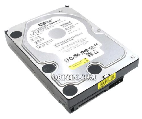 Жесткий диск (альтернативное название — венчестер, HDD)